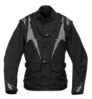 Alpinestars Venture Black and Anthracite Jacket For BNS