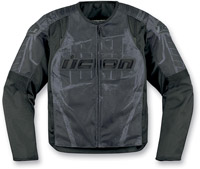 ICON Overlord Type 1 Black Jacket