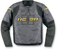 ICON Overlord Type 1 Gray Jacket