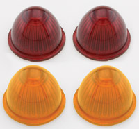 Tail Gunner Marker Lights Lens Kit