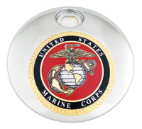 Custom Engraving Ltd. Marine Fuel Door Cover
