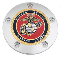 Custom Engraving Ltd. Marine Timing Cover