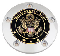 Custom Engraving Ltd. Army Timing Cover