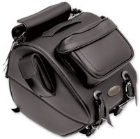 All American Rider Large Trunk Bag with Exterior Pockets