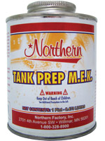 Northern Fuel Tank Prep M.E.K. (1 Pint)