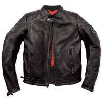 Roland Sands Design Black Mission Leather