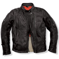 Roland Sands Design Rocker Leather Jacket