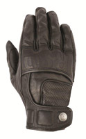 Roland Sands Design Mission Black Leather Glove