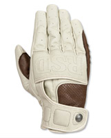 Roland Sands Design Mission Sand Leather Gloves