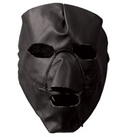Hot Leathers Full Face Leather Face Mask