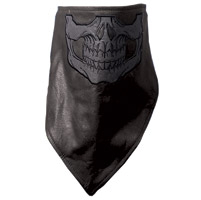 Hot Leathers Skull Half Face Neck Warmer