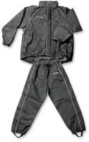 Frogg Toggs Women's Black Cruisin Toggs Rain Suit