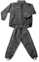 Frogg Toggs Men's Black Cruisin Toggs Rain Suit