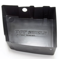Top Shelf Right Hard Saddlebag Organizer