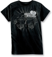 ICON Heartbreaker Black T-shirt