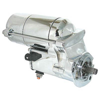 Motorcycle Electric Suppliers Chrome, 1.8kW High Torque Starter