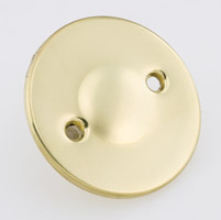 Paughco Brass Inspection Cover