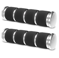 Arlen Ness Ring Leader Chrome Grips