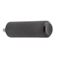 Arlen Ness Black Knurled Rubber Shift Peg