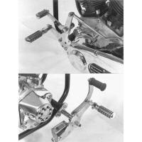 V-Twin Manufacturing Complete Right and Left Side Brake and Shifter Set
