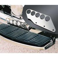5 Hole Boot Blade Floorboard Exhaust Guard