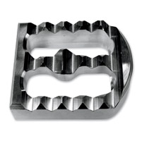 Joker Machine Raw Serrated Brake Pedal Cover