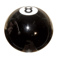 Accutronix Black 8-Ball Shifter Ball