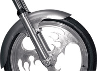 Russ Wernimont Designs Short Flared Front Fender