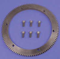 V-Twin Manufacturing Ring Gear for Big Twin Models