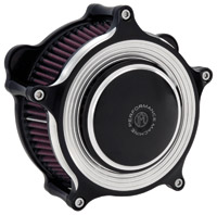 Performance Machine Super Gas MERC Contrast Cut Air Cleaner for S&S E/G