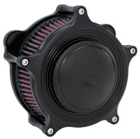 Performance Machine Super Gas MERC Black Ops Air Cleaner for S&S E/G