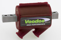 Voodoo High Performance Dyna Compatible 6-Volt Red Coil