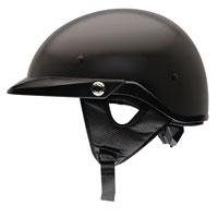 Bell Pit Boss Matte Black Half Helmet