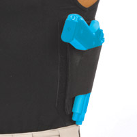 Ridge Footwear Black Right Handed Large Gun Holster
