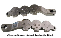 California Custom Cruisers Front Black Skull Shifting Arm