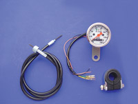 V-Twin Manufacturing Mini Speedometer Kit