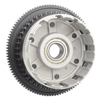 V-Twin Manufacturing Clutch Drum with Sprocket and Bearing