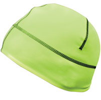 Missing Link Reversible Hi-Vis Green Skull Cap