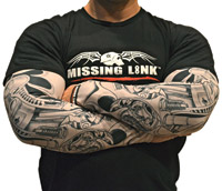 Missing Link BioMechanical ArmPro Sleeves