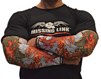 Missing Link Don't Be Koi ArmPro Sleeves