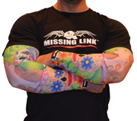 Missing Link Face Off ArmPro Sleeves