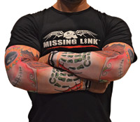 Missing Link Stitched In Time ArmPro Sleeves