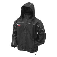 Frogg Toggs Black Toadz Highway Jacket