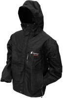 Frogg Toggs Black Toad Rage Jacket