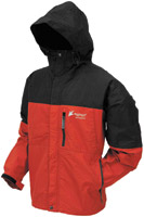 Frogg Toggs Red Toad Rage Jacket
