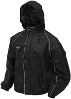 Frogg Toggs Black Road Toad Jacket