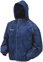 Frogg Toggs Royal Blue Road Toad Jacket