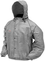 Frogg Toggs Gray Road Toad Jacket