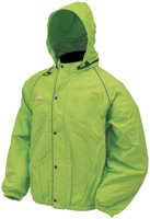 Frogg Toggs Lime Green Road Toad Jacket