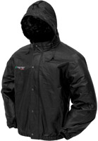Frogg Toggs Men's Black Pro Action Jacket